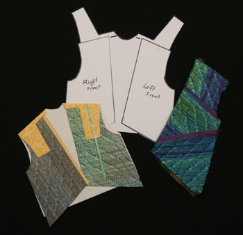 COME SEW LUTTERLOH WITH ME: How to use the vest pattern as a